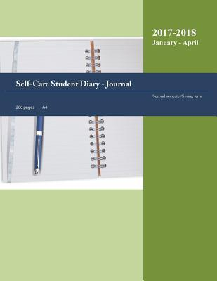 Self-Care Student Diary/Journal