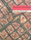 Planning for Urban Quality