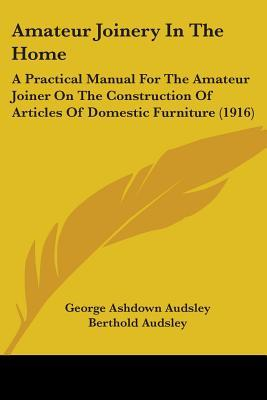 Amateur Joinery in the Home
