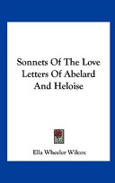 Sonnets of the Love ...