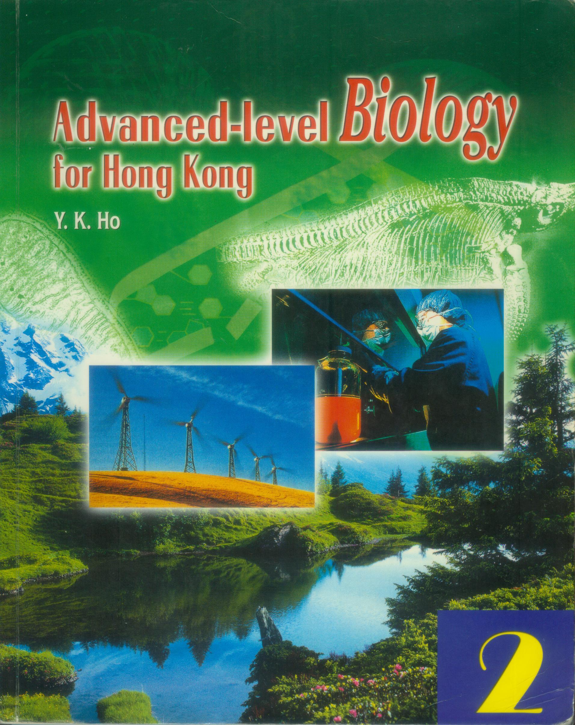 Advanced-level Biology for Hong Kong Volume2