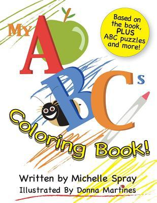 My Abcs Coloring Book