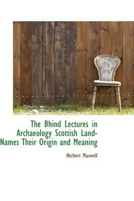 The Bhind Lectures i...