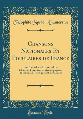 Chansons Nationales ...
