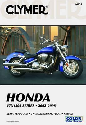 Clymer Honda VTX1800 Series 2002-2008