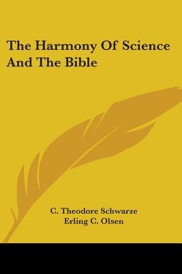 The Harmony of Science and the Bible
