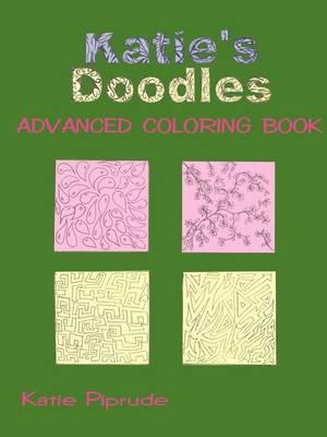 Katie's Doodles Adult Coloring Book