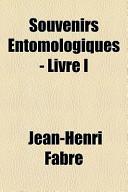 Souvenirs Entomologi...