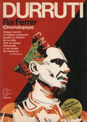 Durruti (1896-1936)