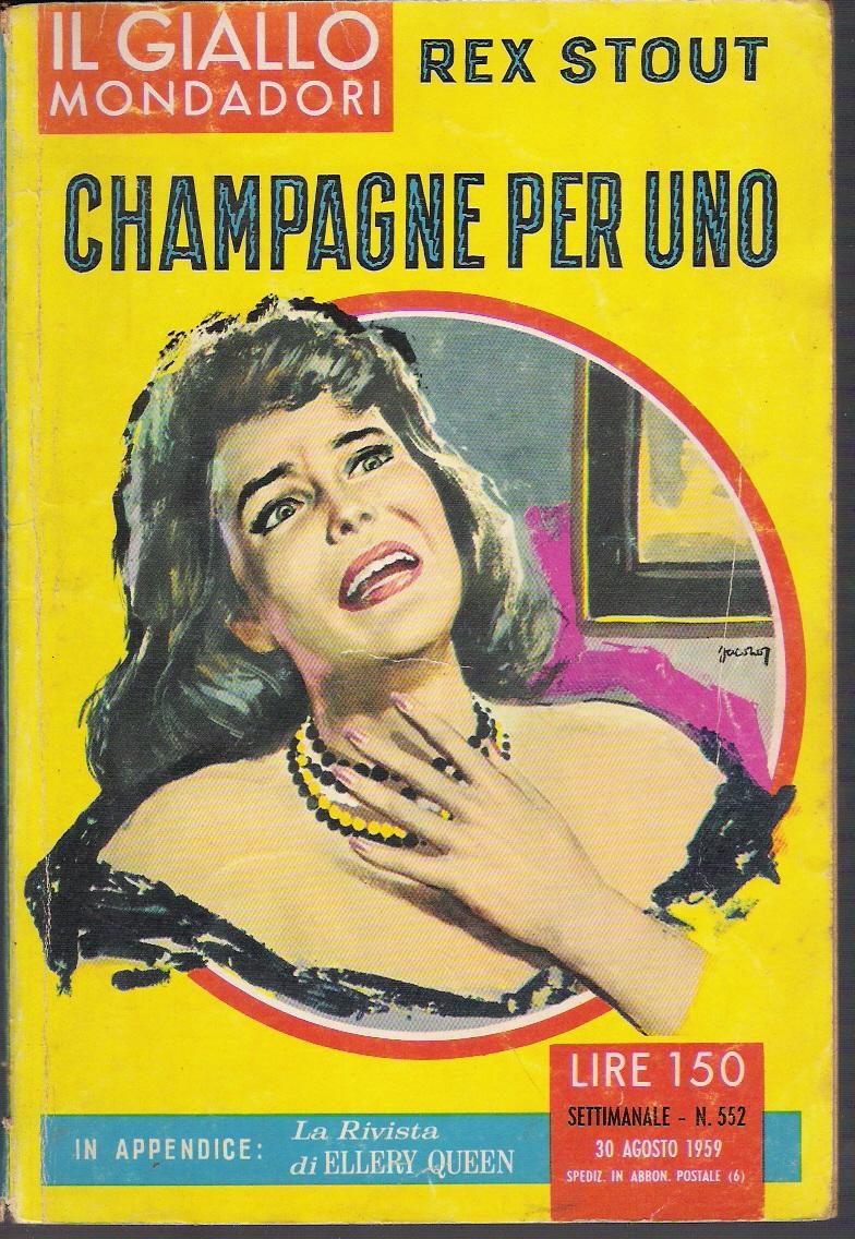 Champagne per uno