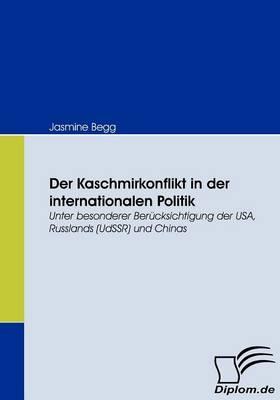 Der Kaschmirkonflikt in Der Internationalen Politik