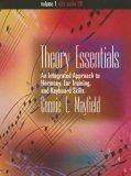 Theory Essentials, Volume I (with Audio CD)