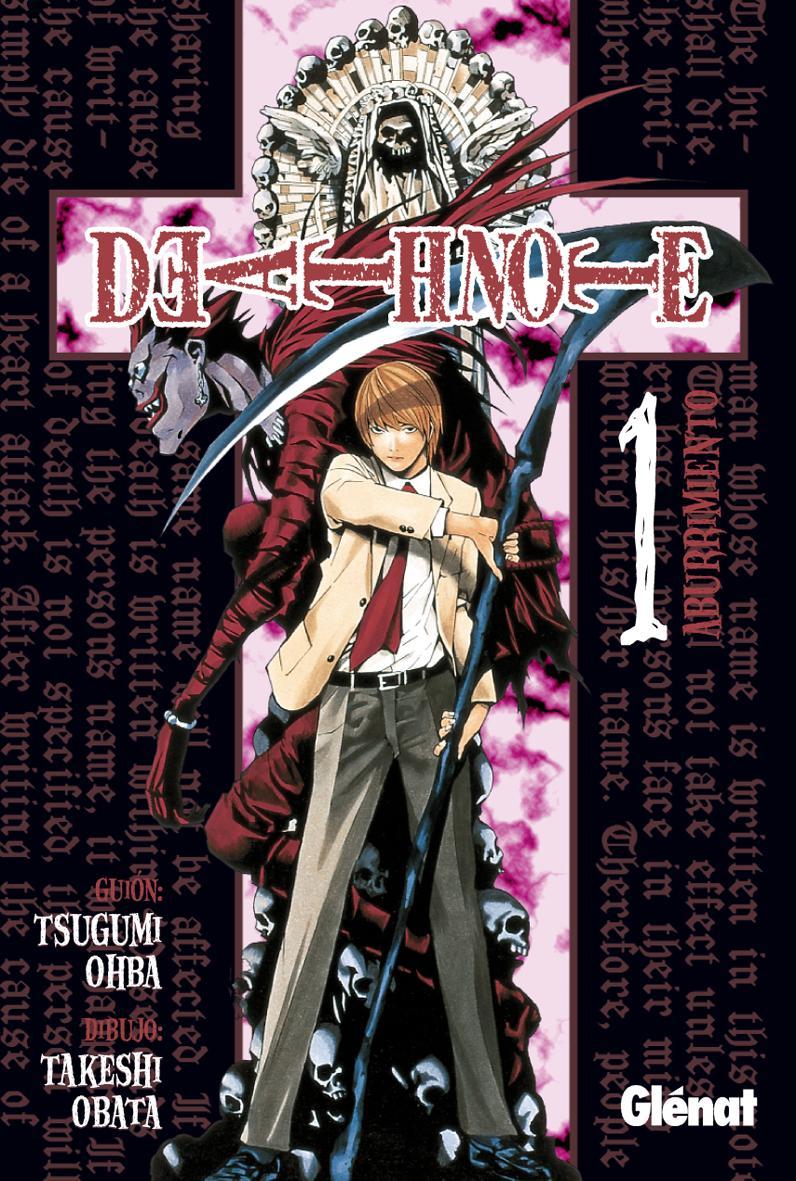Death note #1 (de 12)