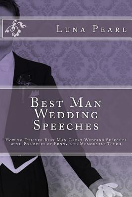 Best Man Wedding Speeches