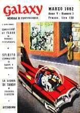 Galaxy - Marzo 1962