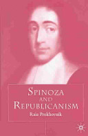 Spinoza and Dutch Republicanism