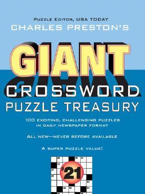 Giant Crossword Puzzle Treasury 21
