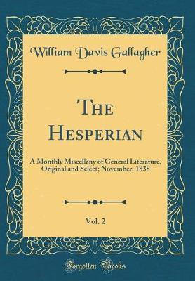 The Hesperian, Vol. 2