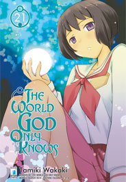 The World God Only Knows vol. 21