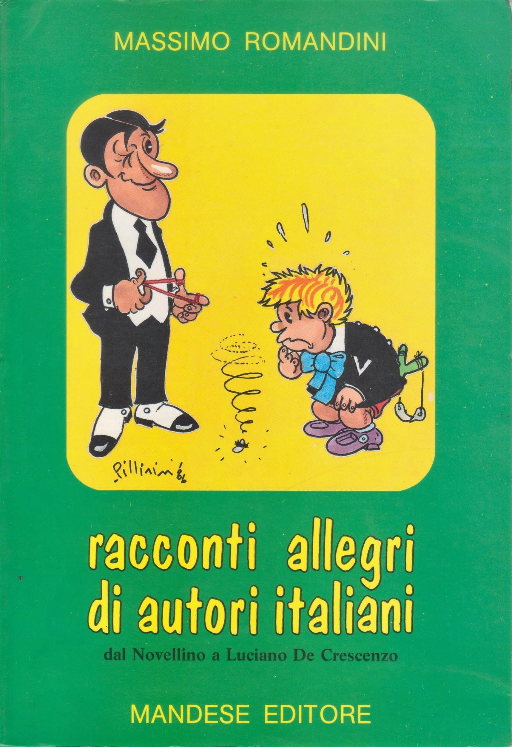 Racconti allegri di autori italiani