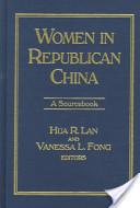 Women in Republican China