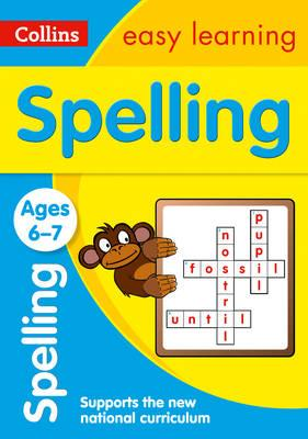 Spelling Ages 6-7