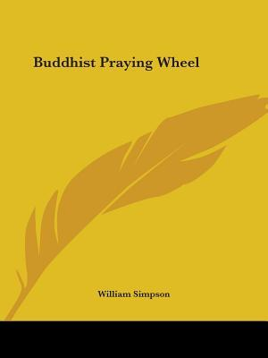 Buddhist Praying Wheel