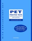 PET Practice Tests: ...