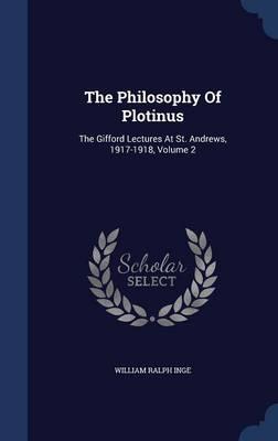 The Philosophy of Plotinus