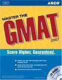 Master the GMAT 2007