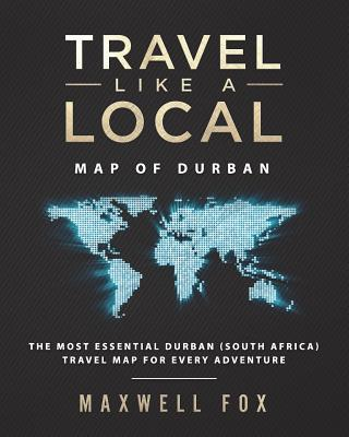 Travel Like a Local - Map of Durban