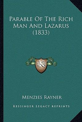 Parable of the Rich Man and Lazarus (1833)