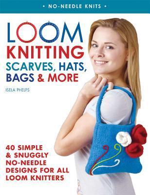 Loom Knitting Scarve...