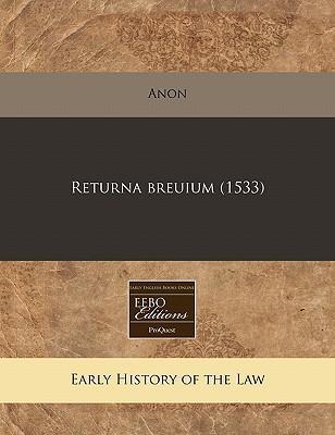 Returna Breuium (1533)