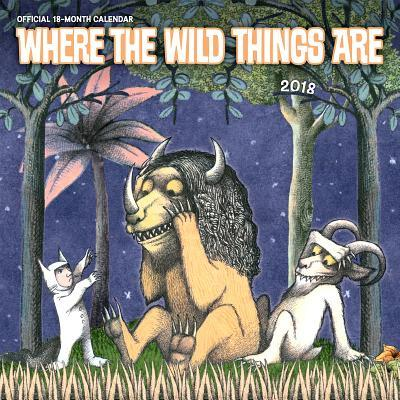 Where the Wild Things Are 2018 Calendar
