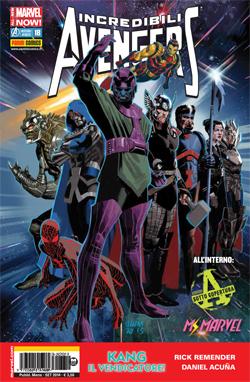 Incredibili Avengers #18