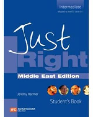 Just Right Middle East Edition - Intermediate