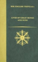 Lives of Great Monks...