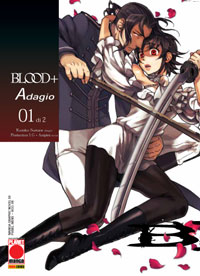 Blood+ (serie di 2 vol.)