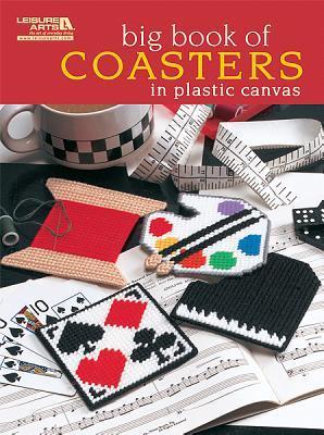 Big Book of Coasters in Plastic Canvas