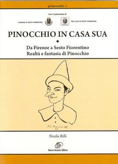 Pinocchio in casa sua