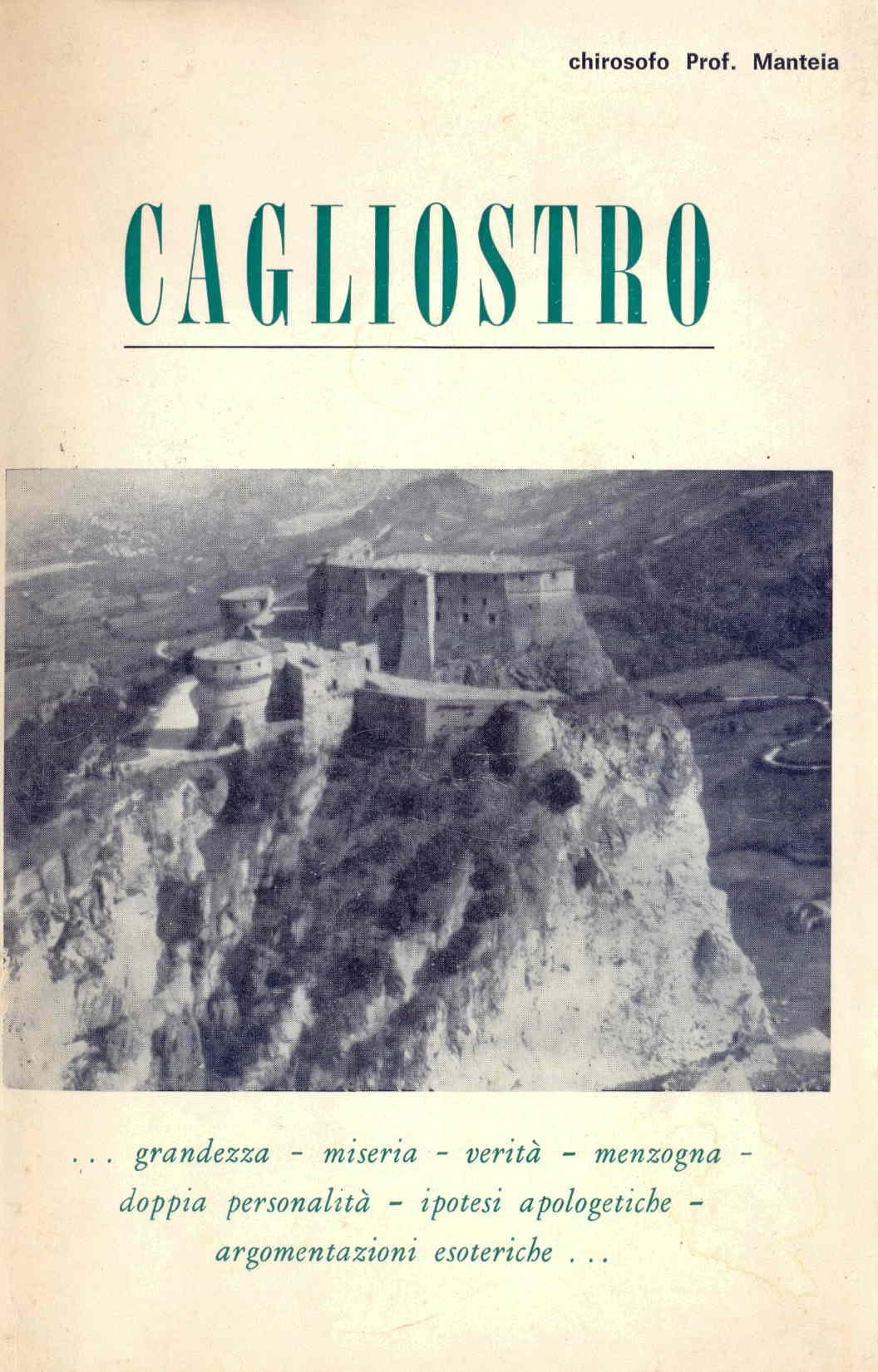 Il siciliano Giuseppe Balsamo e lo sconcertante Conte di Cagliostro