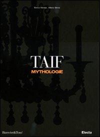 Taif mithologie. Ediz. inglese e russa