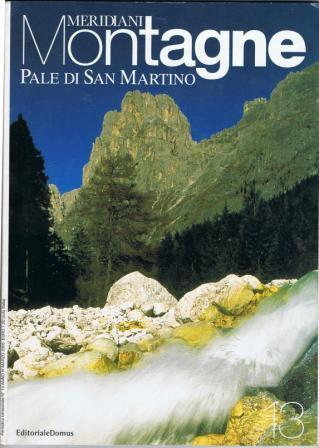 Meridiani Montagne N°13 Pale di San Martino