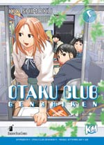 Otaku Club Genshiken - vol. 9