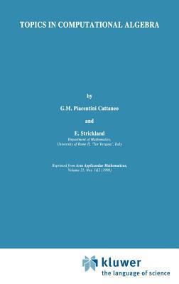 Topics in Computational Algebra