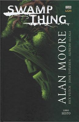 Swamp Thing di Alan Moore vol. 6