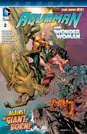 Aquaman Annual Vol.7 #2