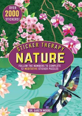 Sticker Therapy Nature