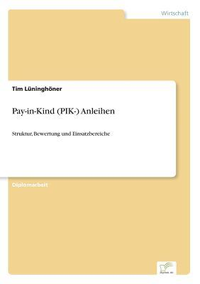 Pay-in-Kind (PIK-) Anleihen